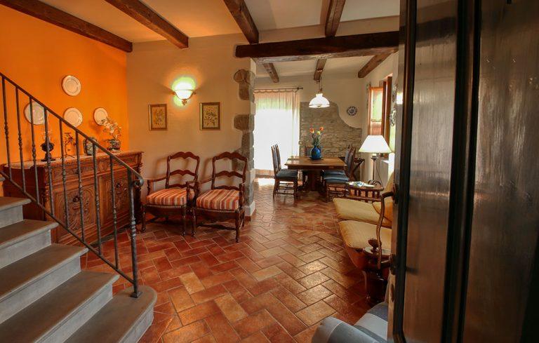 Appartamento per vacanza in Toscana il Girasole - Agriturismo Trebbiolo