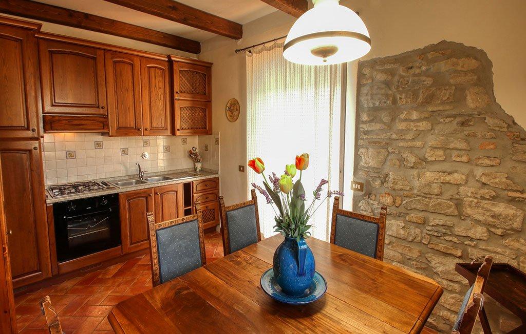 Appartamento per vacanza il Girasole - dettaglio cucina